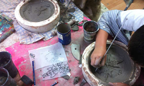 Children's Pottery Studio