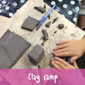 Summer Clay Camp