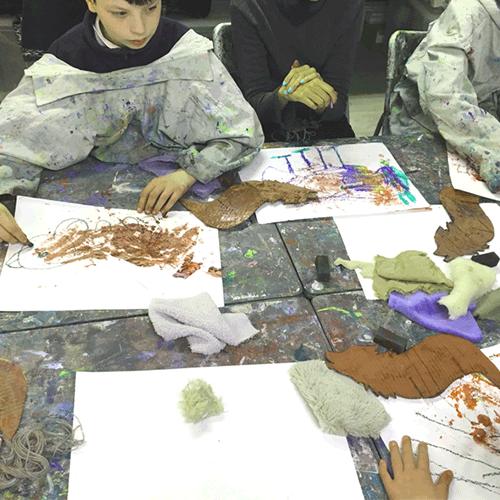 Art Studio for SEN