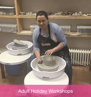 Adult Holiday Workshops