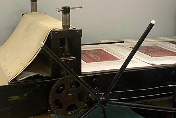 Open Access Printmaking Studio